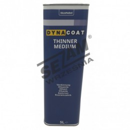 Dynacoat Thinner MEDIUM 5L